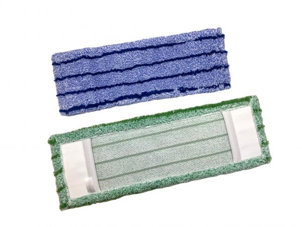 Microfaser Leichtlauf Mopp gestreift blau - MPM11084