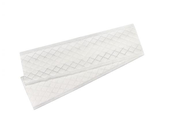 Einweg-Mopp mit Wabenstruktur - ohne Taschen, für Klettsysteme (Velcro), 40cm - MPE315.5