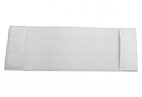 Microfaser Mopp EASY QUICK Premium Einweg- / Reinraum-Mopp / Mehrwegmopp mit Taschen, 40cm, MPM321.5