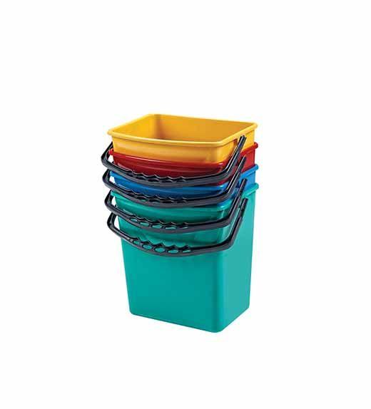 Eimer 6L - in 4 Farben erhältlich - Art.-Nr. EIM96