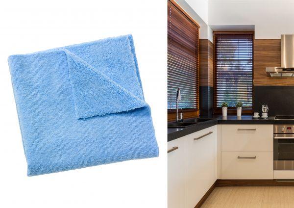 Microfaser Küchen Allrounder, für Hochglanzküchenfronten, Hochglanz Finish - MF313.1K