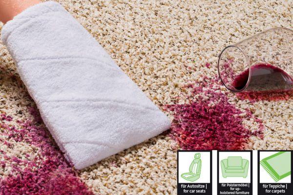 Reinigungshandschuh für Textilien, Teppich, Polster, Autositze etc - MF208.5