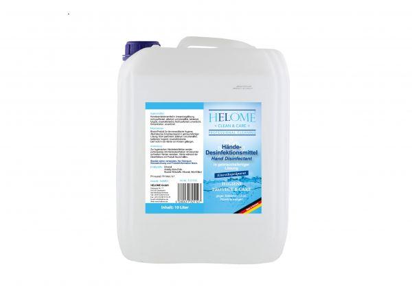 Hände-Desinfektionsmittel 10L Kanister FL51210L - HELOME